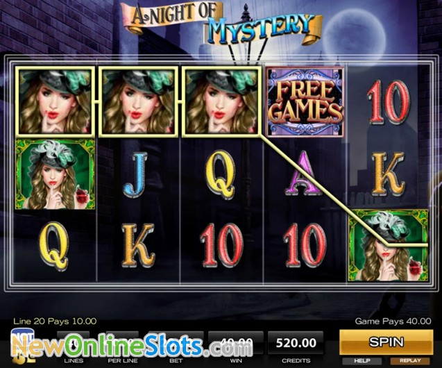 Desert Dreams Slot Review – An Amaya Powered Casino Game