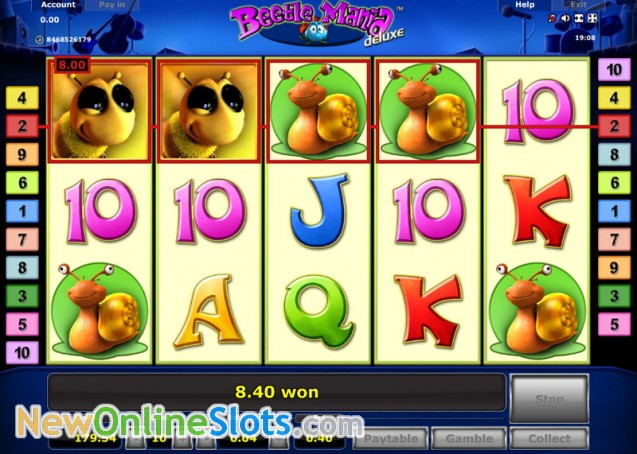 Play Casino Mania Slot Game Online | OVO Casino