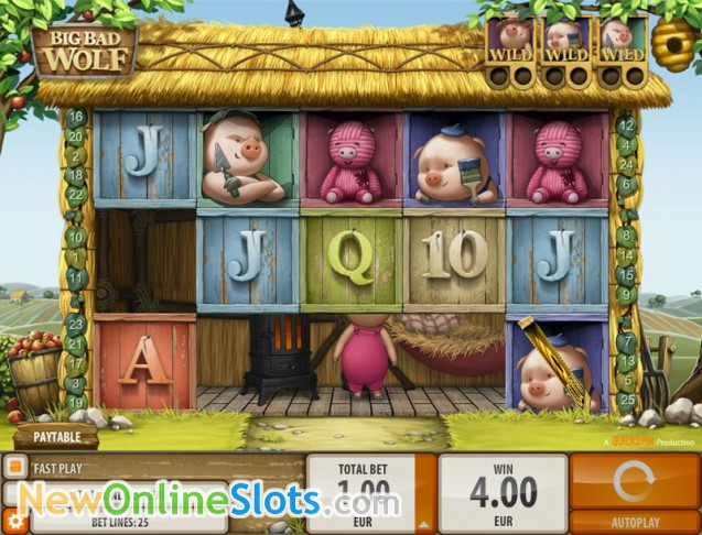 Big Bad Wolf Slot Machine Online ᐈ Quickspin™ Casino Slots