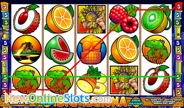 Feb 01, · Big Kahuna is a colourful 9-payline video slot operating on the Microgaming software platform.There are two Bonus symbols – the Volcano and the Mask symbols.The wild card is the Big Kahuna Logo and the scatter is the Monkey symbol/10(6).