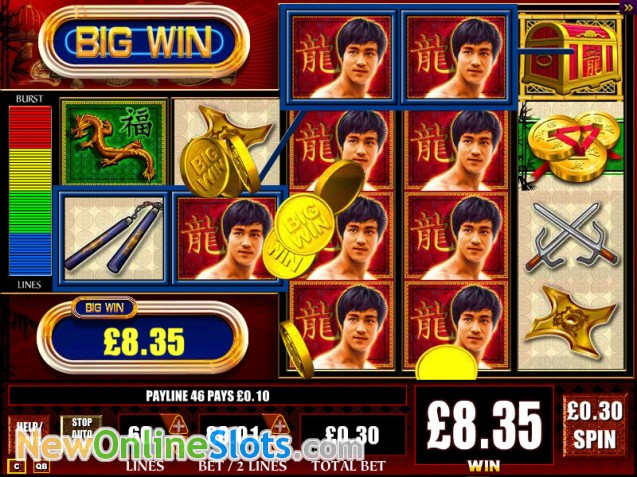 Bruce Lee - Rizk Casino