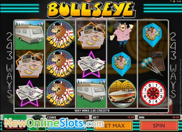 Bullseye casinopeli - Microgaming Slots - Rizk Casino