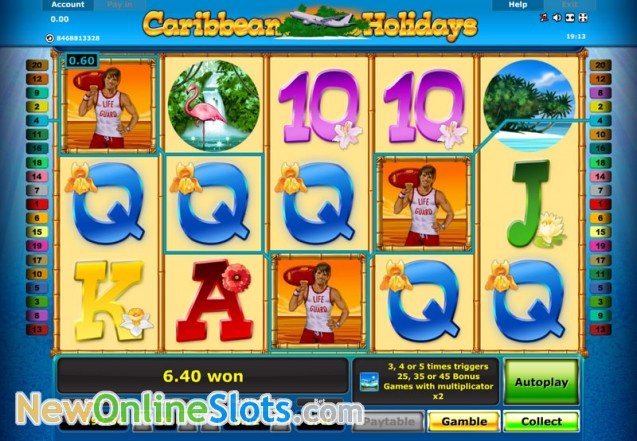 free slot online casino holidays