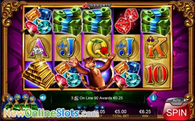 ainsworth slot machines 2016 movies releases