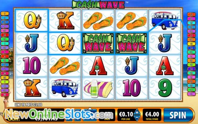 Cash wave bally casino slots Ortaca