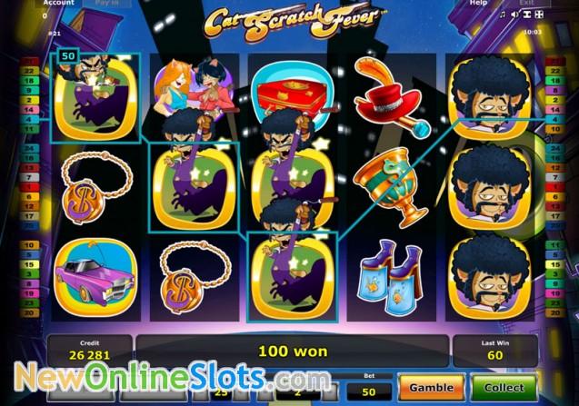 Spiele Cat Scratch Fever - Video Slots Online
