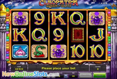 Play Cleopatra Queen of Slots Online | Grosvenor Casinos