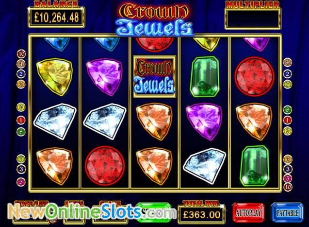 Jackpot Jewels Slot Machine Online ᐈ Barcrest™ Casino Slots