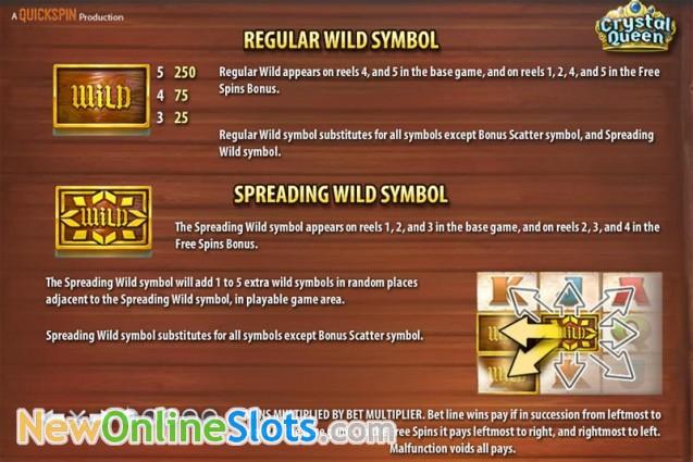 Crystal Queen Slot - QuickSpin - Rizk Online Casino Deutschland