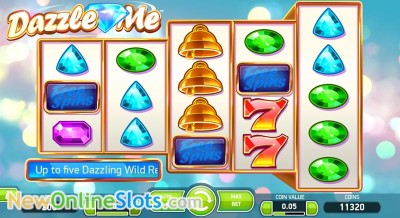 Dazzle Me slot by NetEnt image #1
