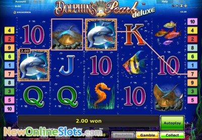 dolphins pearls 2 online