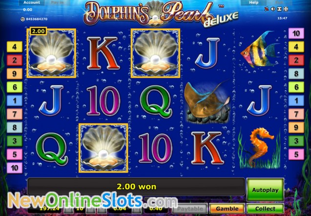 online casino games to play for free dolphin pearl