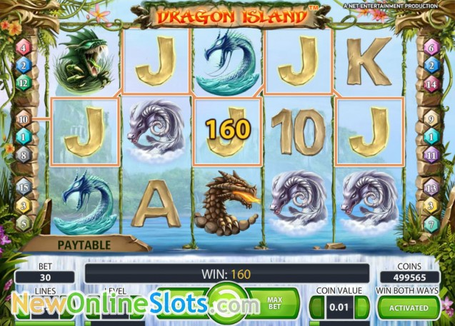 Dragon Island Slot Machine Online ᐈ NetEnt™ Casino Slots
