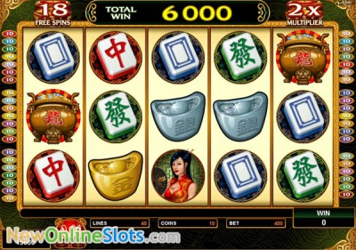 Shanghai Beauty Slot Machine Online ᐈ Microgaming™ Casino Slots