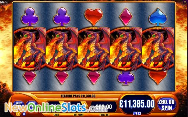 Super Dragons Fire Slot Machine Online ᐈ MrSlotty™ Casino Slots