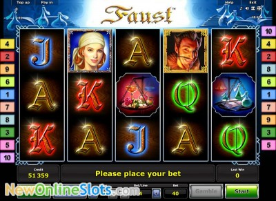 video slots online casino faust spielen