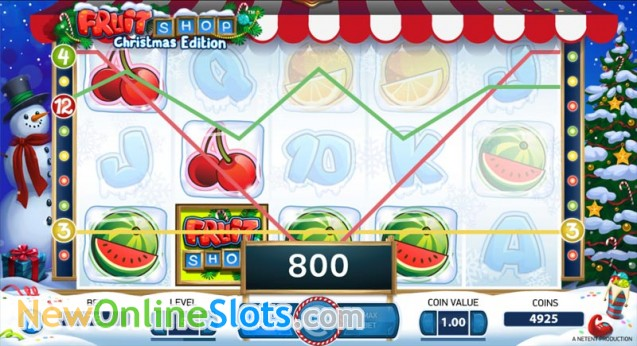 Fruit Shop Christmas - Rizk Casino