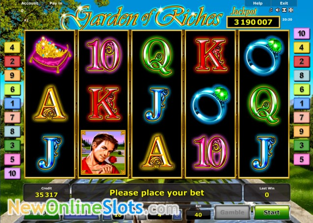 Play Flowers Slot Game Online | OVO Casino