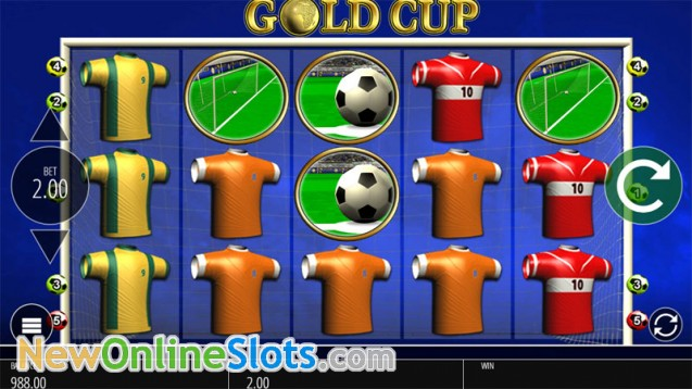 Gold Cup - Casumo Casino