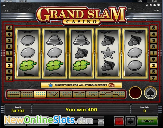 grand slam casino spielen