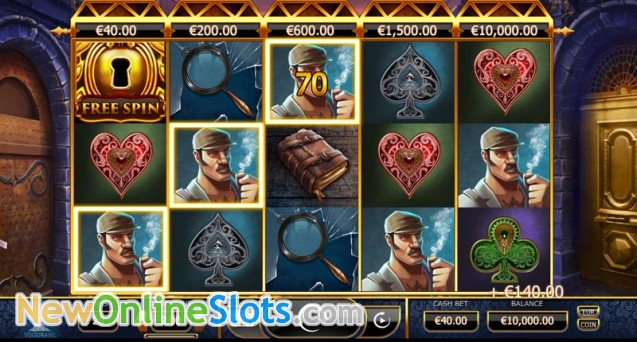 Holmes and the Stolen Stones - Casumo online casino