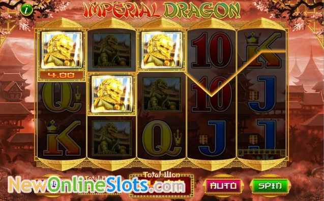 Imperial Dragon Slots - Play Free Casino Slots Online