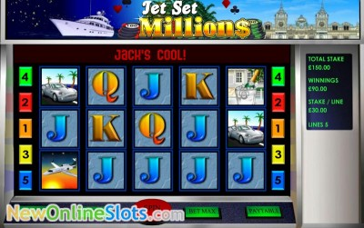Jet Strike Slots - Available Online for Free or Real