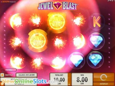 Jewel Blast slot by Quickspin image #1