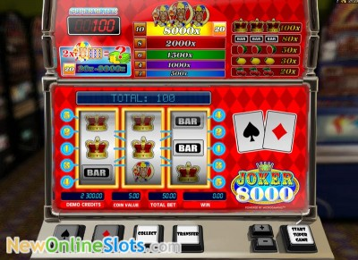 slots games online for free joker casino