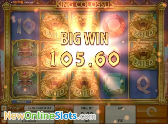 King Colossus Slot - QuickSpin Slots - Rizk Online Casino Deutschland