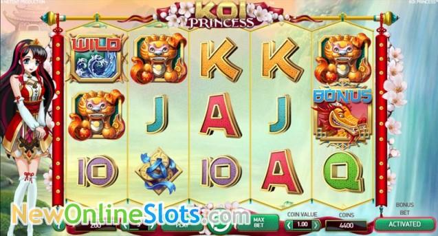 Koi Princess Slot - NetEnt Slots - Rizk Online Casino Deutschland