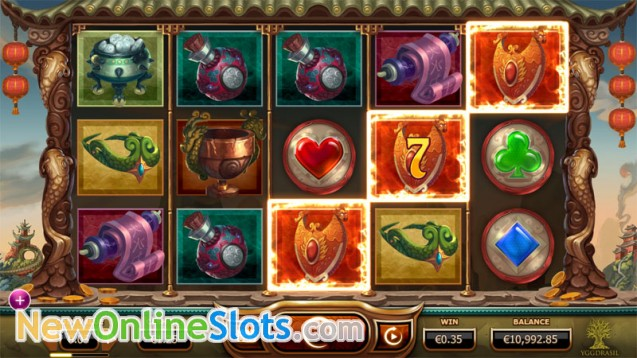 Legenden of the Golden Monkey - Rizk Online Casino