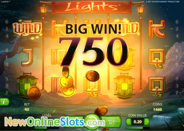Lights Slot Machine Online ᐈ NetEnt™ Casino Slots