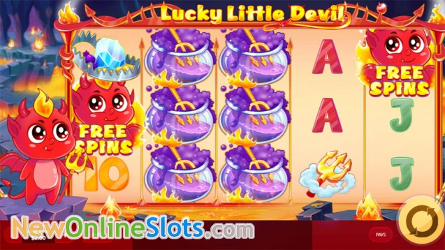 Lucky Little Devil Online Slot - Red Tiger Casino Slots - Rizk Casino