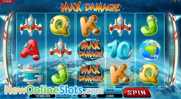 Max Damage Slot Machine Online ᐈ Microgaming™ Casino Slots