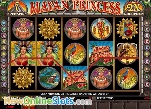 Maya Gold Slots - Play Free Spielo Slot Machines Online