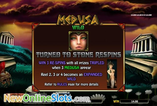 Medusa - Rizk Online Casino