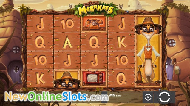 Meet the Meerkats Slot - Play Free Push Gaming Slots Online