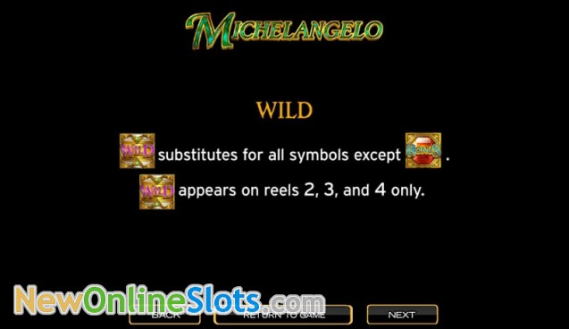 Michelangelo™ Slot Machine Game to Play Free in High 5 Gamess Online Casinos