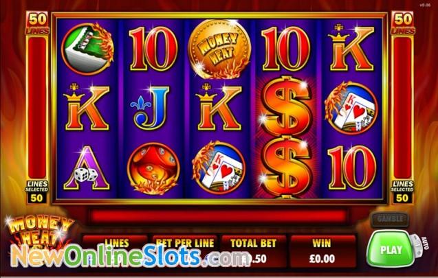 Money Heat Slot Machine – Play Free Ainsworth Slots Online