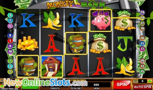 Online play slots