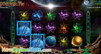 Nova 7s Slot Machine Online ᐈ RTG™ Casino Slots