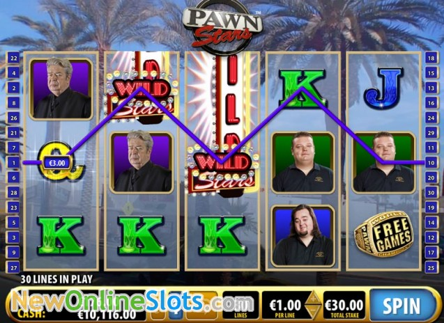 Pawn Stars Slot Machine Online ᐈ Bally™ Casino Slots