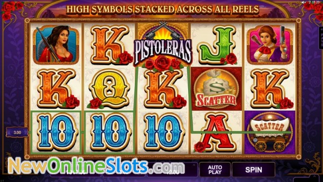 Pistoleras Slot - MicroGaming Casinos - Rizk Online Casino Deutschland