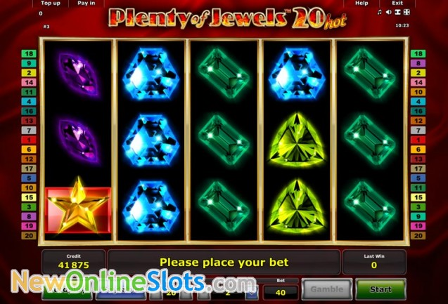 Play Plenty of Fruit 20 hot Slot Game Online | OVO Casino
