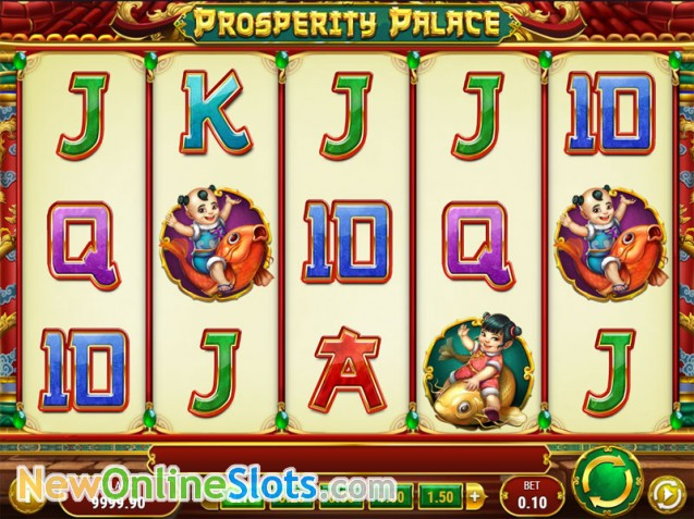 Prosperity Palace Play N Go - Mobil6000