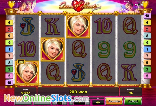 online vegas casino queen of hearts online spielen