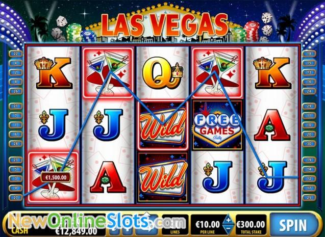Quick Hit Las Vegas Slots