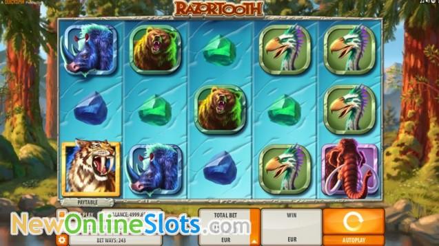 Razor Tooth Slot - QuickSpin - Rizk Online Casino Deutschland