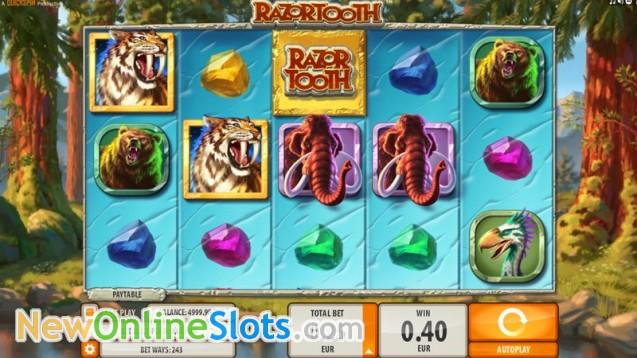 Razor Tooth Online Slot - QuickSpin Slots - Rizk Online Casino Sverige